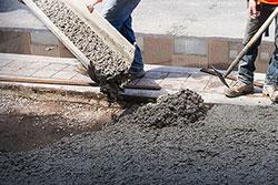 Бетон ейск 2м2 бетона